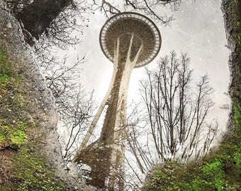 Seattle, Space Needle, PNW, Washington State