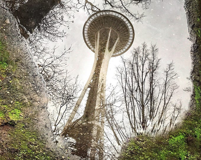 Featured listing image: Seattle, Space Needle, PNW, Washington State