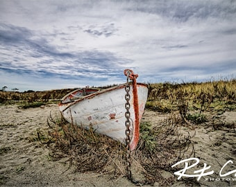 Vintage Boat, Old boat, Weathered, PNW, Washington State