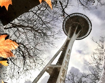 Space Needle, Seattle, PNW, Space Needle Photography