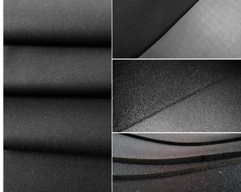 Desk Mat DIY Gaming Tabletop Pad, 2mm 3mm 4mm 5mm Neoprene Fabric Large Mousepad, Rubber Foam Nylon Table Topper Mouse Pad