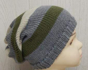 822e6c36703 Knit hat for toddler boy