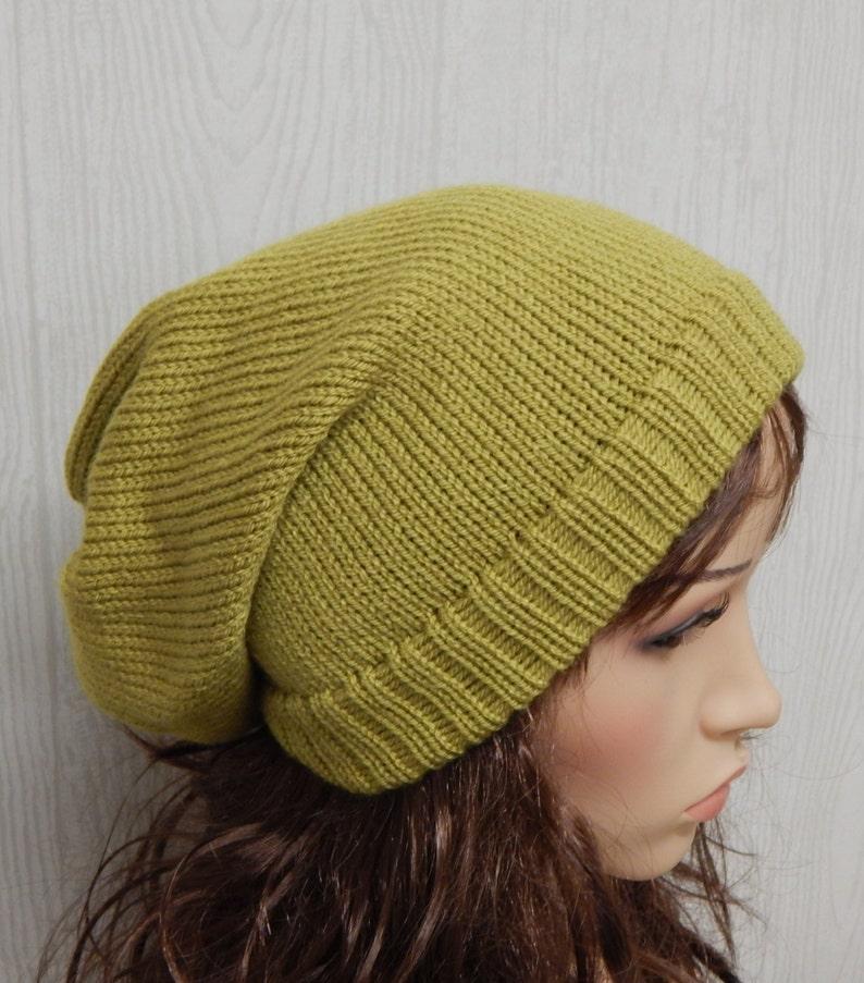 83691cd099633 Winter slouchy beanie handmade slouch hat baggy beanie