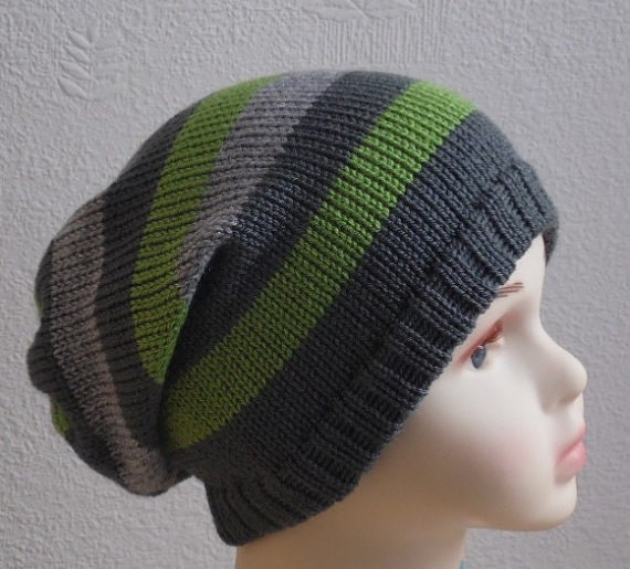 knit boys hats boy s slouchy beanie knitted toddler hat  0f1783f7d45
