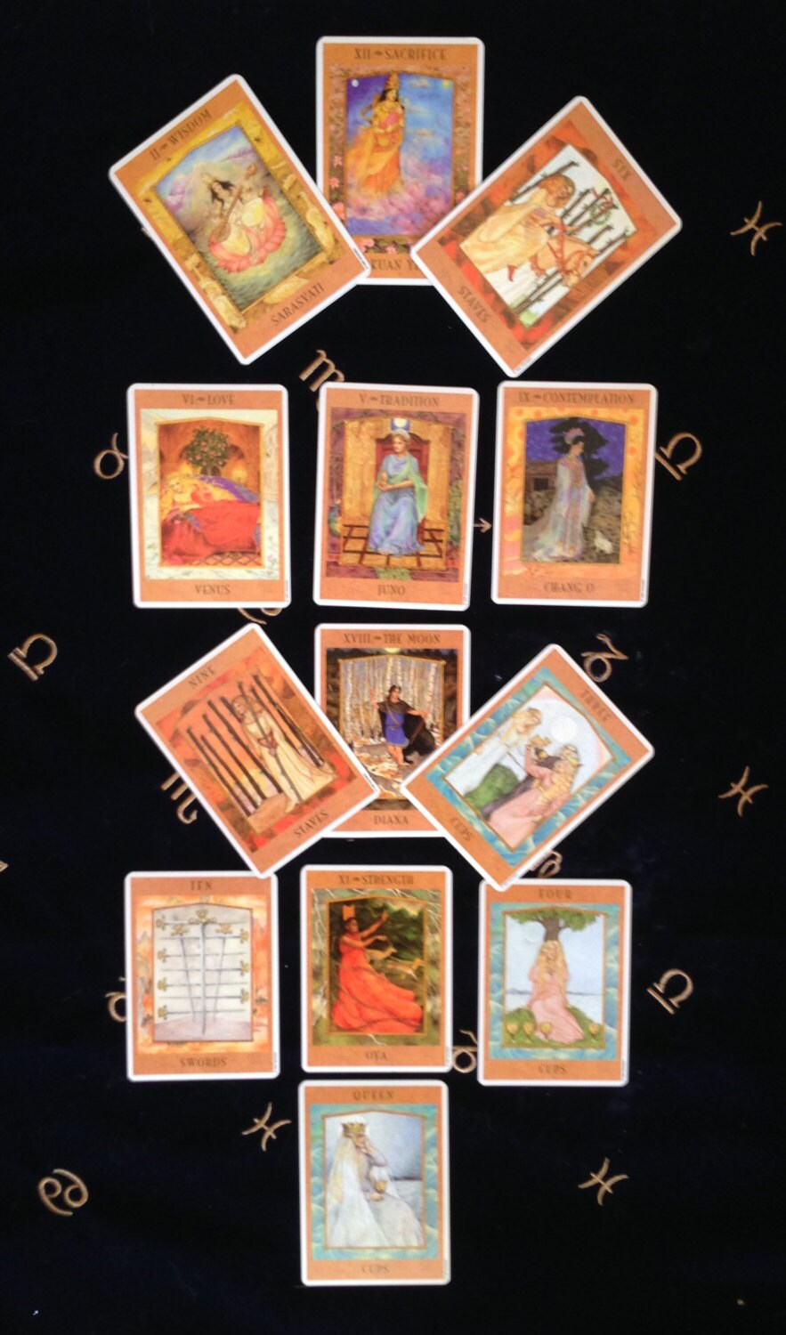 Two Sides Of The Story Tarot Card Reading. Psychic Reading