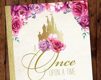 Fairytale Invitation Etsy