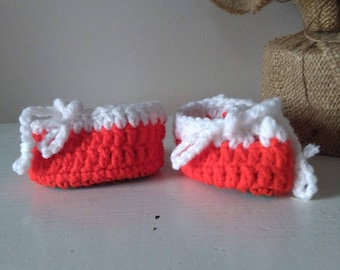 Elf Christmas Shoes, Baby Shoes, Baby Elf Shoes, Christmas Baby Shoes