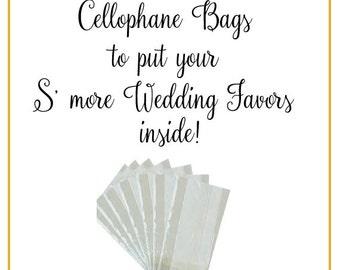 Smore Wedding Favor | Wedding Favor Tags | S'more Favor Tags | Smore  Love | S'more Wedding Favor Tags