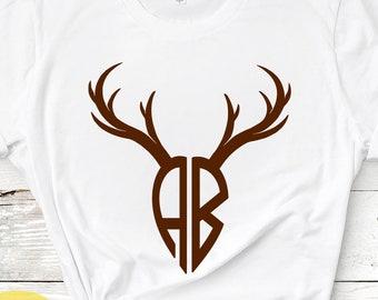 Deer Antler SVG, Antler Font Svg, Antler Alphabet, Digital Letters, SVG  Letters,Svg Dxf Eps Ai Cricut DS, Silhouette, Digital Cut Files