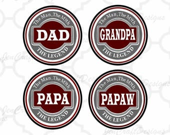 The Legend Fathers Day SVG, Fathers Day Shirt, Gift, Daddy,SVG,DXF,Ai,Jpg,Eps Vector Art, Cricut Files, Silhouette Studio, Digital Cut Files
