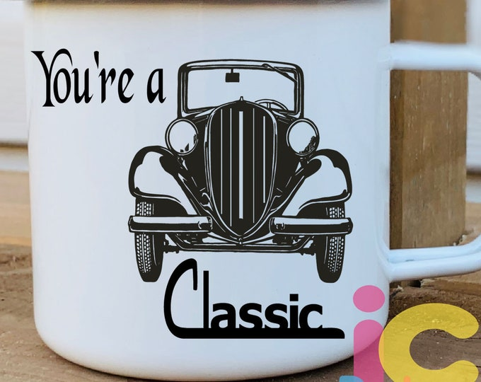 Dad SVG, Father's day svg, old Vintage Classic Car Sublimation Cut File design, Dad Svg, Daddy SVG, Truck svg Eps Dxf Png Silhouette, Cricut