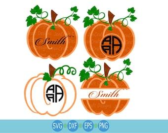 Punpkin svg Fall Thanksgiving Bundle Svg, Cricut Silhouette Cutting Files, Svg Files, Thanksgiving clipart, Pumpkin set Svg, Dxf, Png, Eps