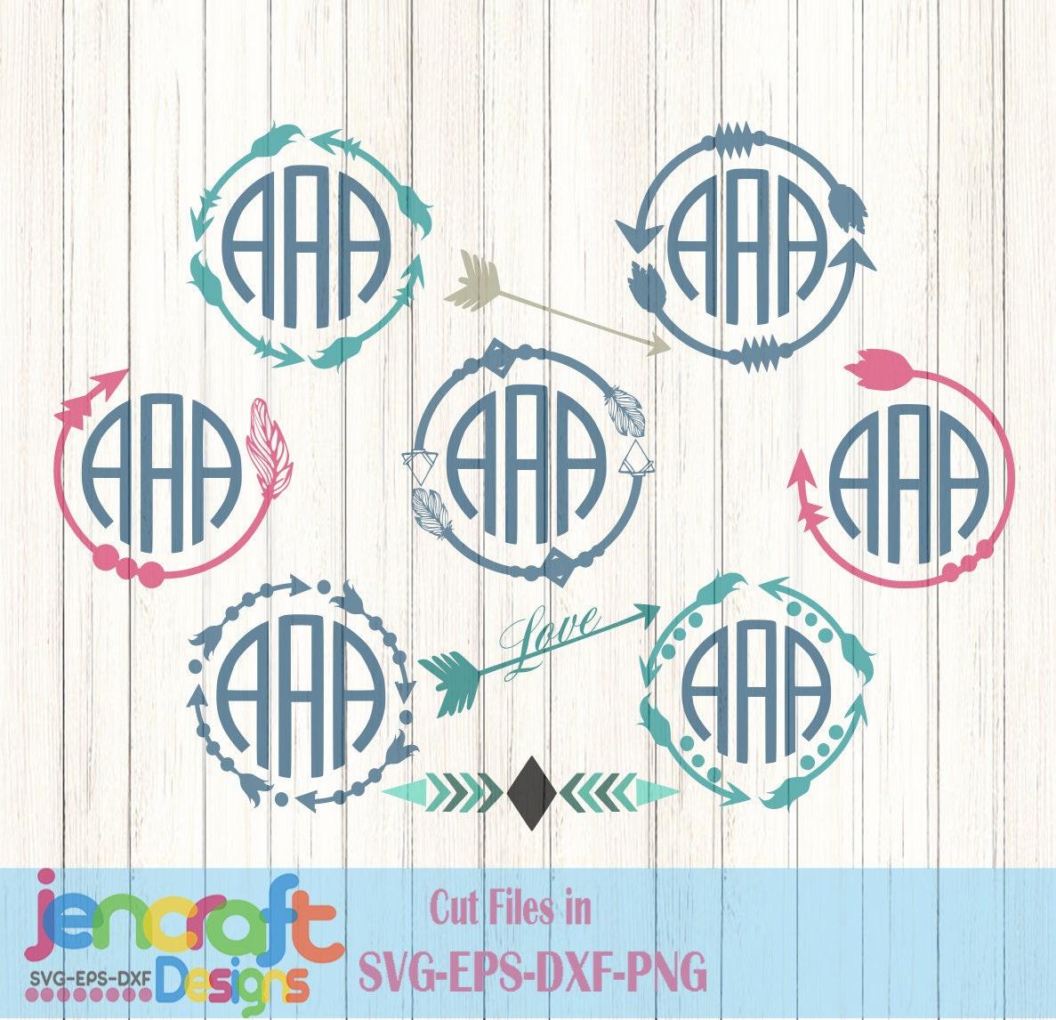 Cute Monogram Designs