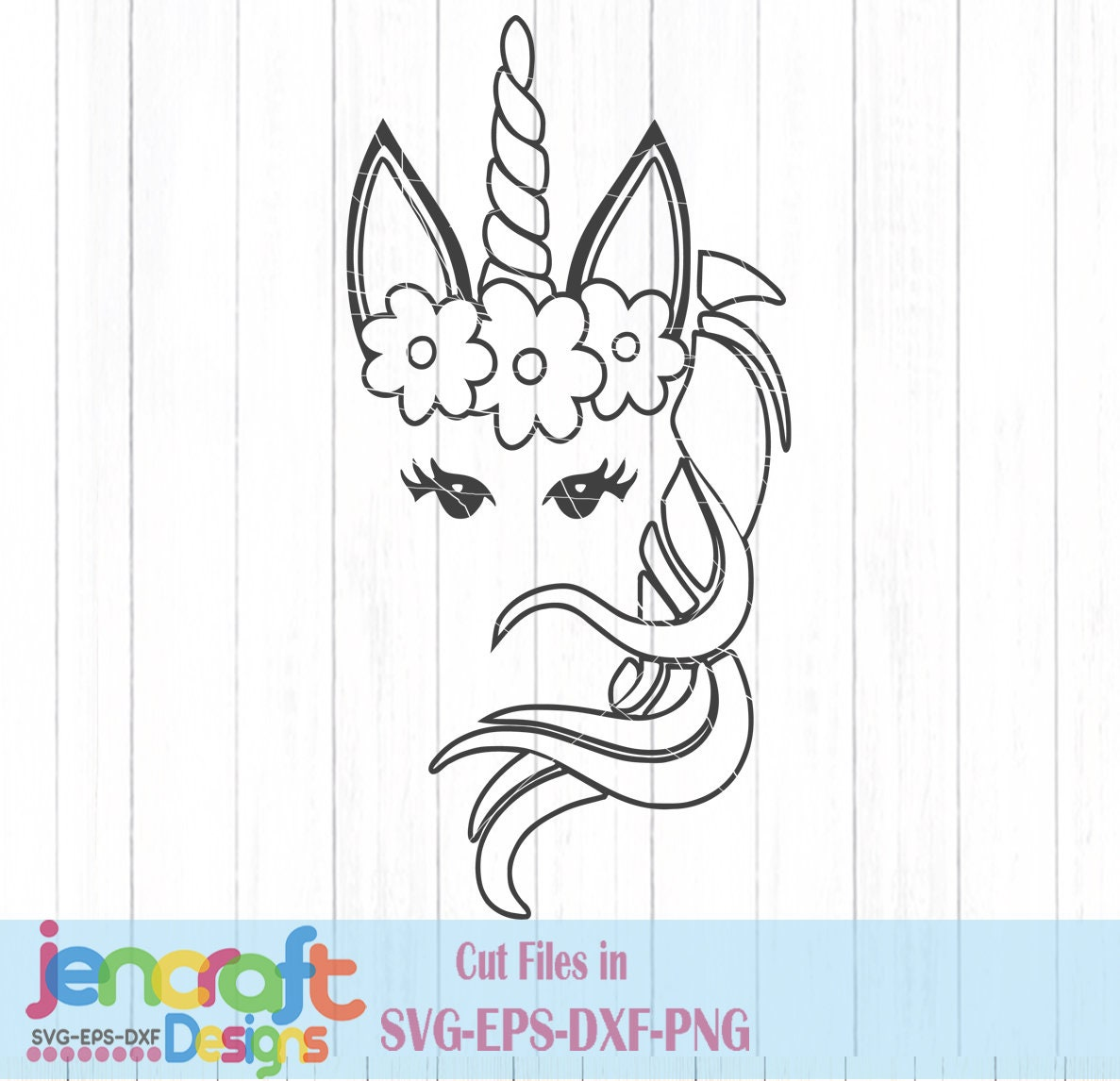 Girl Unicorn coloring svg Digi Stamp, Unicorn svg coloring ...