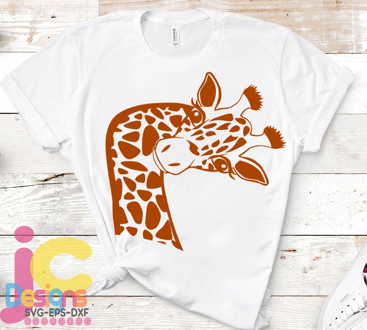 Funny Giraffe Svg Giraffe Svg Cute Fun Giraffe Svg Safari Etsy