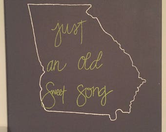 An Old Sweet Song