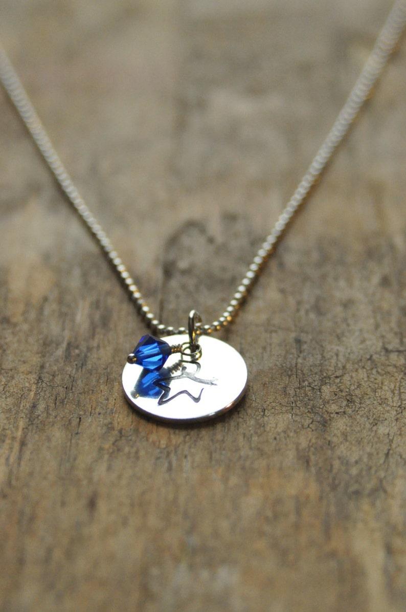 Cancer gift  Handmade Jewelry image 0