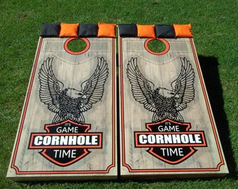 Game Time Corn Hole Boards - Bean Bag Toss Game