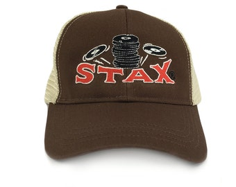 Stax Records (Official) Trucker Hat e33d11507f0