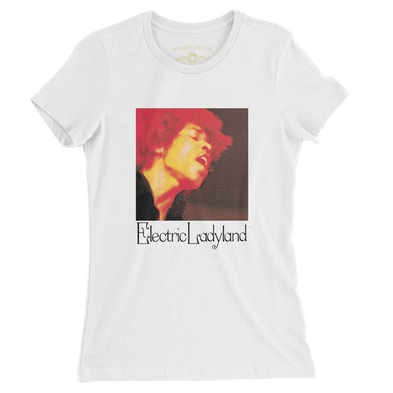 Official Jimi Hendrix Afro Speech T-Shirt Woodstock Electric Ladyland Cry Of Lov