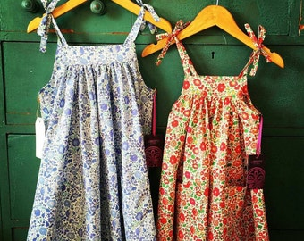 Girls Liberty of London Swing Dress