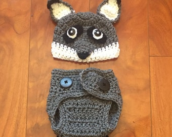 Infant Racoon Costume