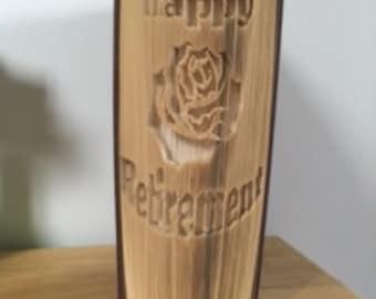 Retirement Rose Pattern