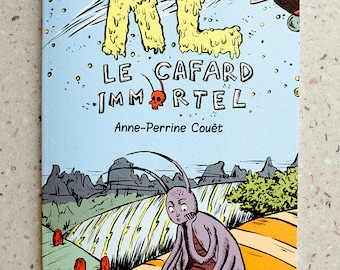 Al, le cafard immortel - Anne-Perrine Couët