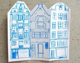 Amsterdam (triptyque) - Marie Lou Duret