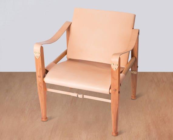 Stupendous Safari Chair Leather Chair Lounge Chair Accent Chair Campaign Chair Sling Chair Roorkhee Chair Camp Custom Bespoke Furniture Bralicious Painted Fabric Chair Ideas Braliciousco