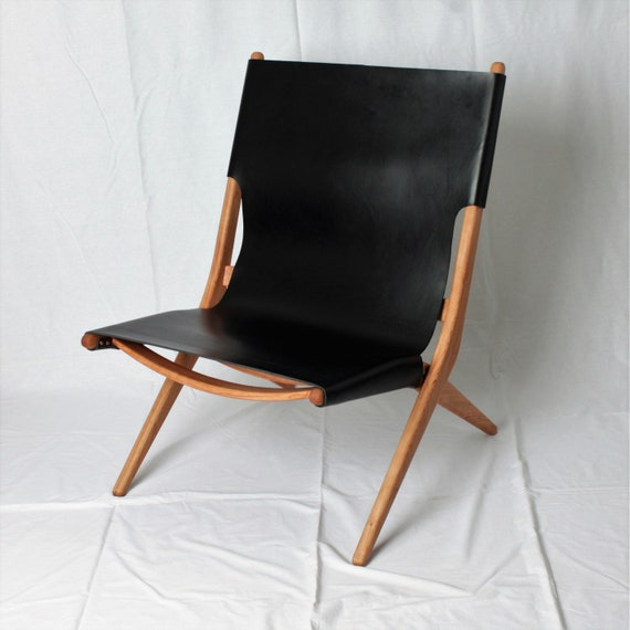 Terrific Sling Chair Leather Chair Accent Chair Leather Sling Chair Folding Chair Cjindustries Chair Design For Home Cjindustriesco