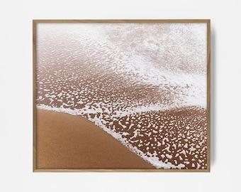 wave print, wave art, beach print, beach decor, beach art, ocean art, nautical art, nautical print, coastal art, coastal print, printable