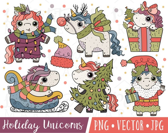image 0 - Christmas Unicorn