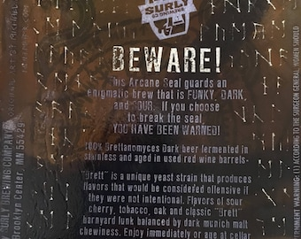 CLEARANCE**Surly Brewing