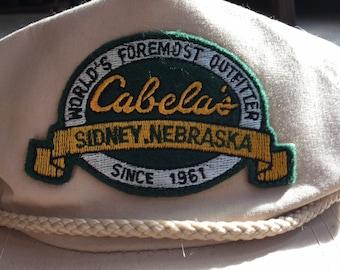 8446bbaf854 Vintage Trucker Hat. RandysRareBrikerbrak