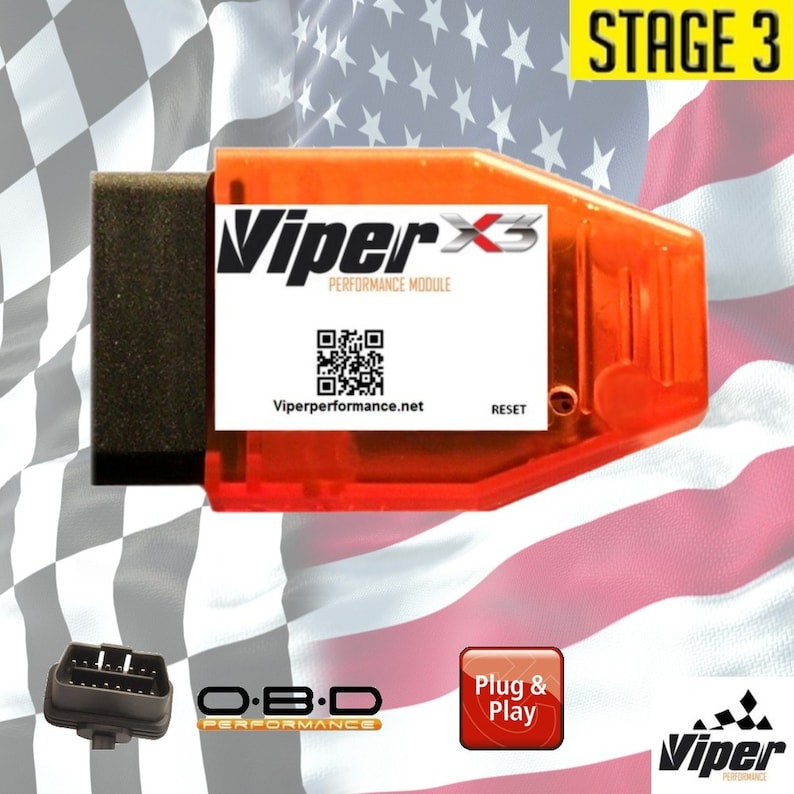 Viper Performance Chip - Honda Accord City Civic CR-V Del Sol Element Fit  Insight Odyssey HP P7 Power Tuner Plug Play Viperperformance net