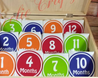 Keepsake Baby Vests 12 Months