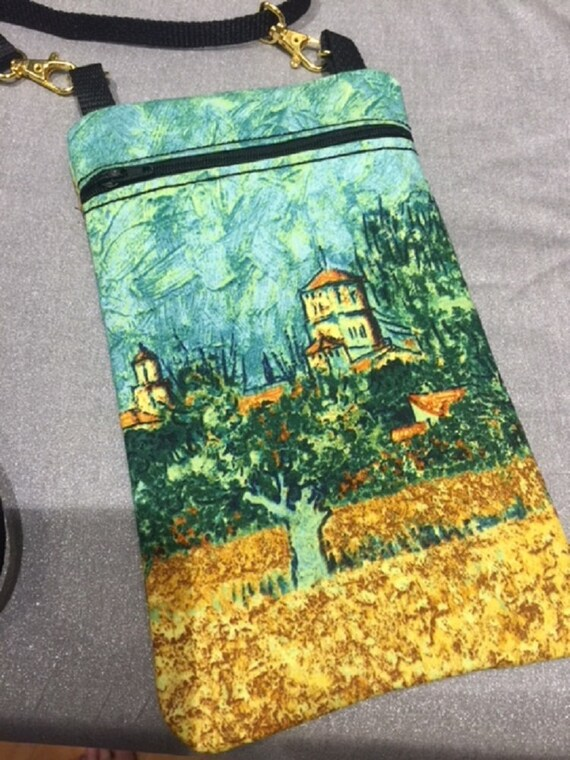 Van Gogh Small Cross-Body Bag
