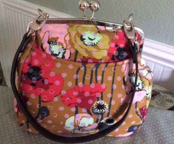 Poppies Galore Handbag