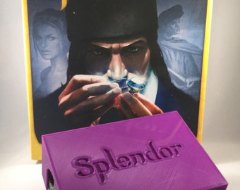 Splendor game organizer