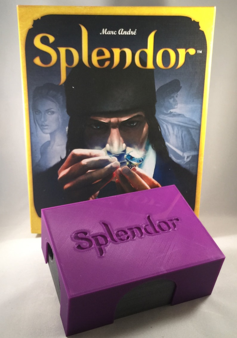 Splendor game organizer image 0