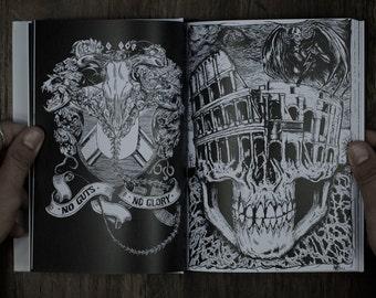 INK - Dogma Illustration book - Limited Edition