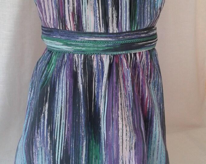 Girl's handmade dress