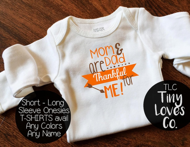 Thanksgiving bodysuit. First thanksgiving. Thanksgiving baby.  bd551f221