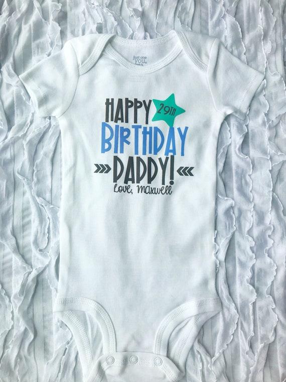Happy Birthday Daddy Shirt Mommy