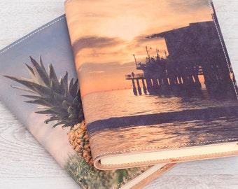 Personalised Photo printed journal