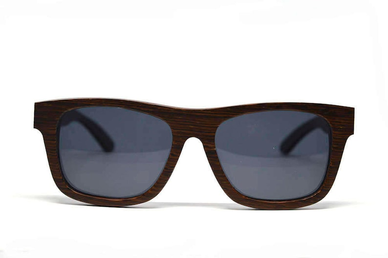 d7cd807c39 Wenge Wood Sunglasses Polarized Sunglasses Mens Sunglasses Womens Wood  Accessories Boyfriend Gift Eco Sunglasses Handmade Glasses