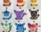 Art Pixel Art Pokemon Facile Evoli
