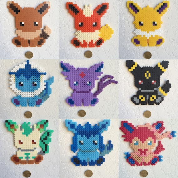 Items Similar To Decoration Pokémon Eevee And Its Evolutions