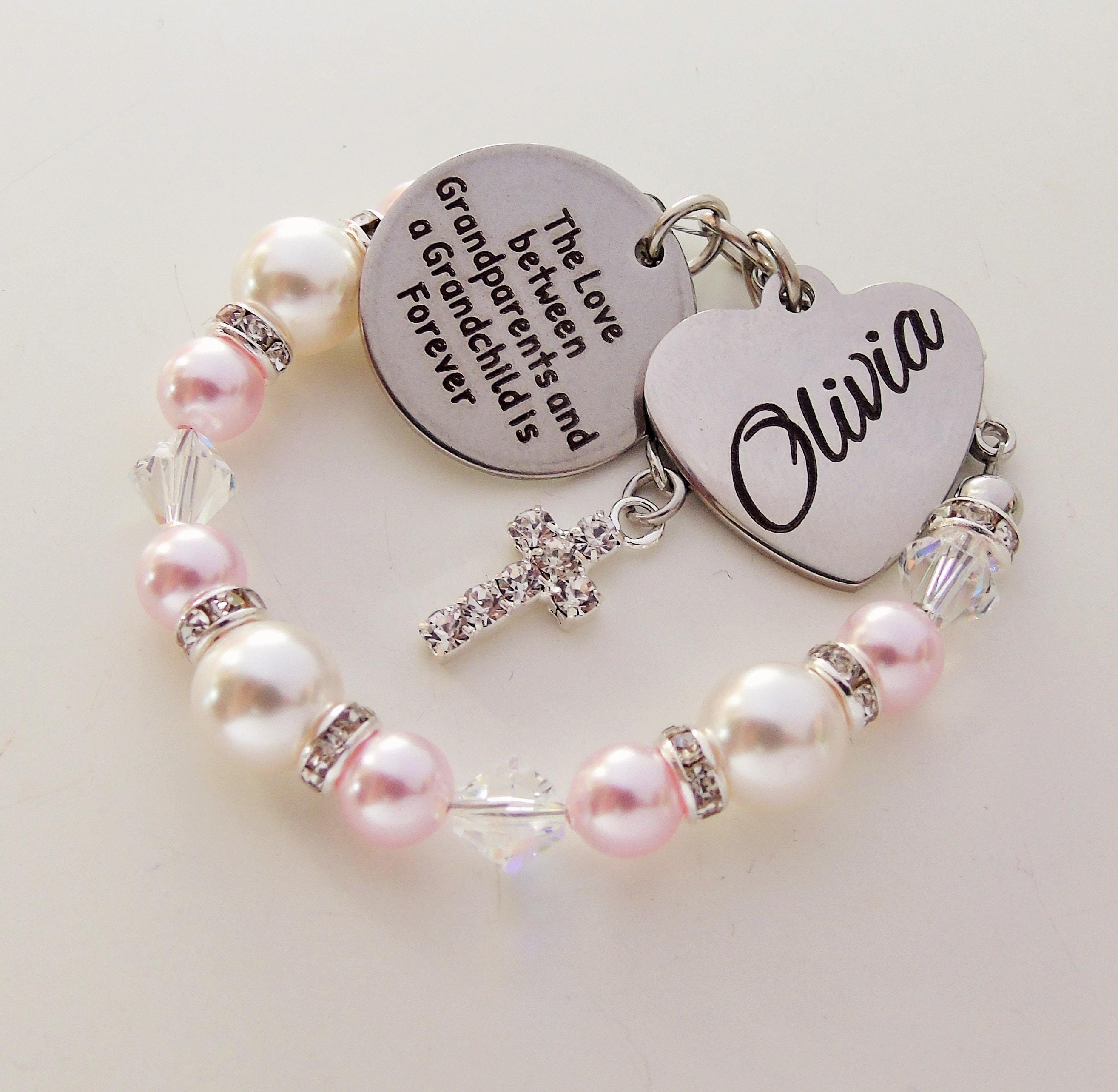 Granddaughter Gift Bracelet For